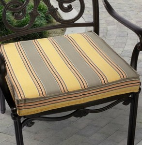 20 X 20 Outdoor Chair Cushions