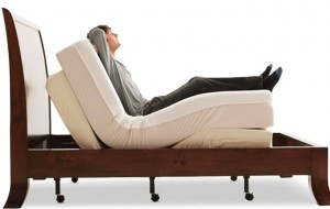 Adjustable Tempur Pedic Bed