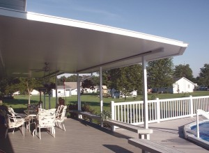 Aluminum Patio Covers Kits