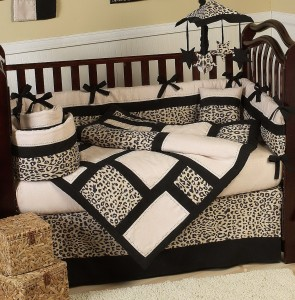 Animal Print Bedding For Cribs