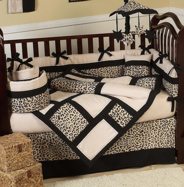 Animal Print Bedding For Cribs