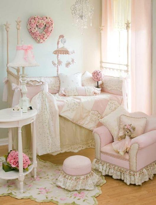 Baby Bedding For Girls