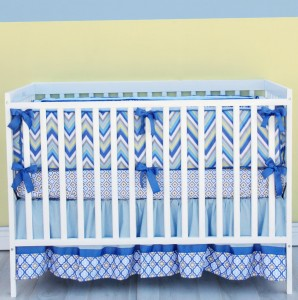 Baby Bedding Sets Chevron