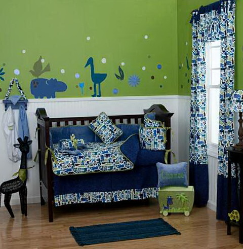 Baby Bedding Sets For Boys