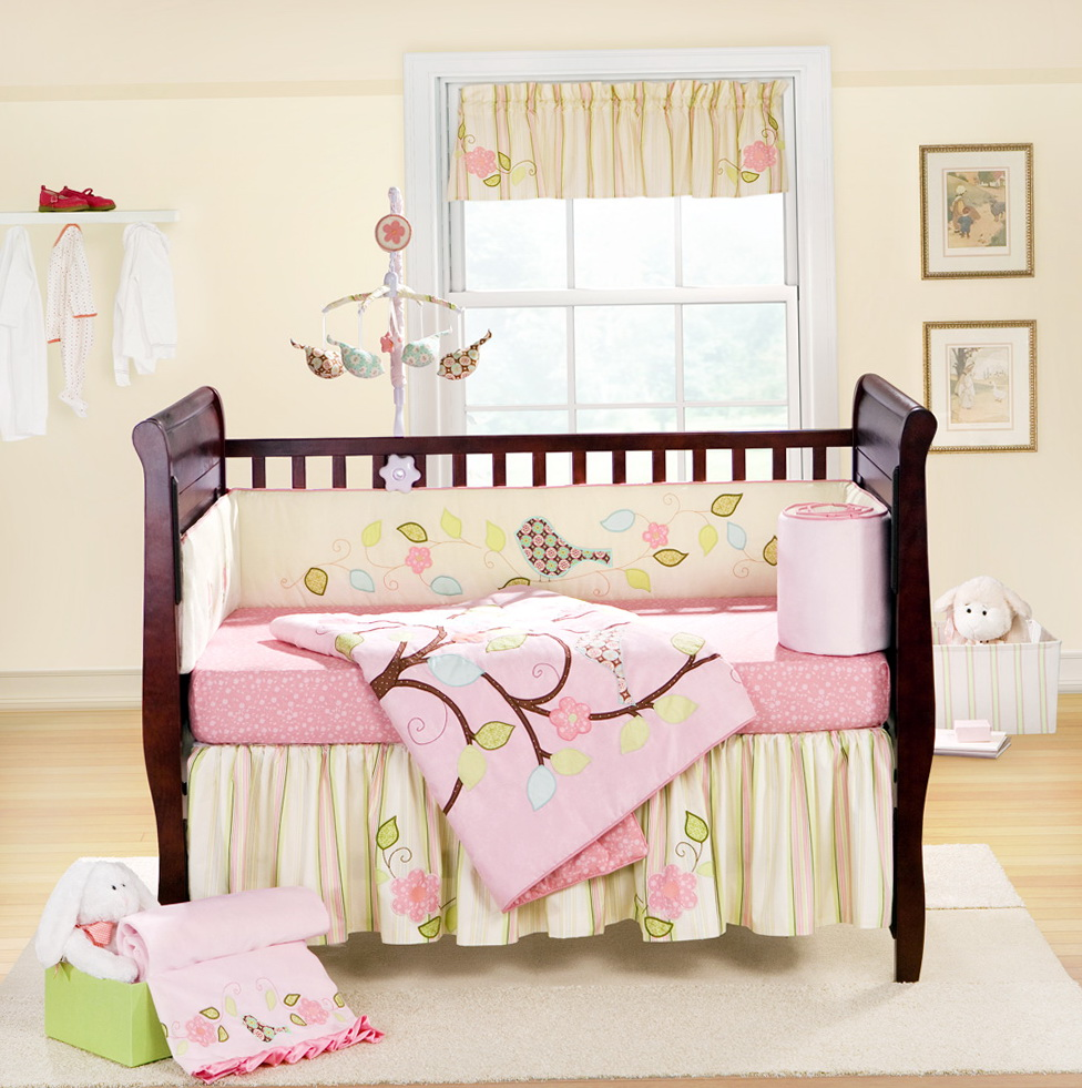 Baby Bedding Sets For Girls Cheap