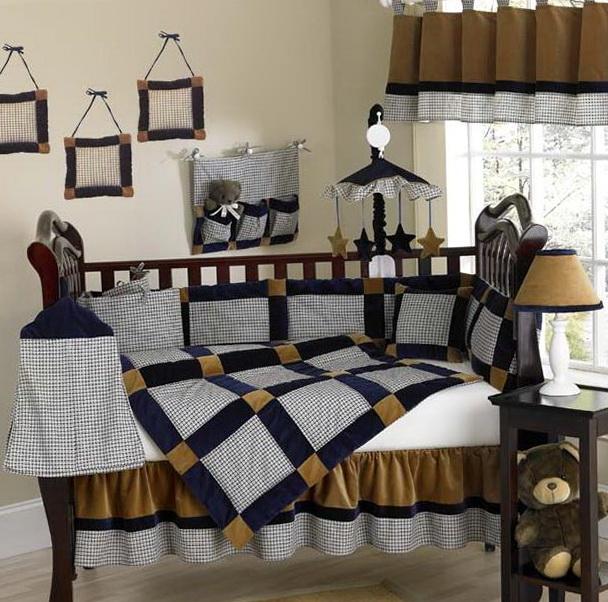 Baby Boy Bedding Themes