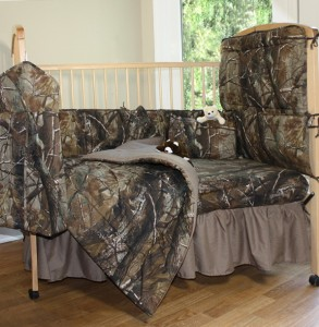 Baby Boy Camo Bedding Sets