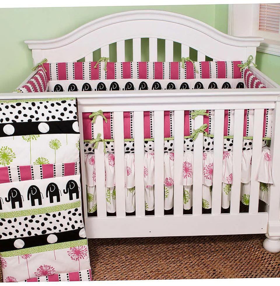 Baby Boy Crib Bedding Elephants