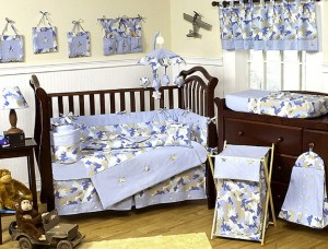 Baby Boy Crib Bedding Sets