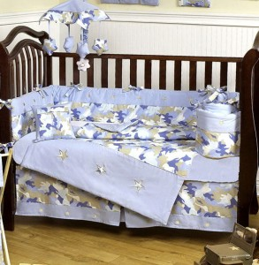 Baby Boy Crib Bedding Sets Camo