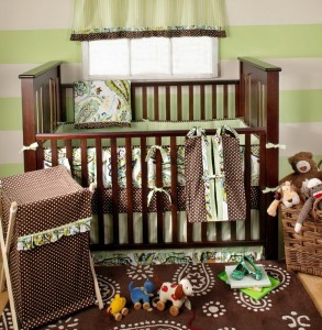 Baby Boy Nursery Bedding Sets