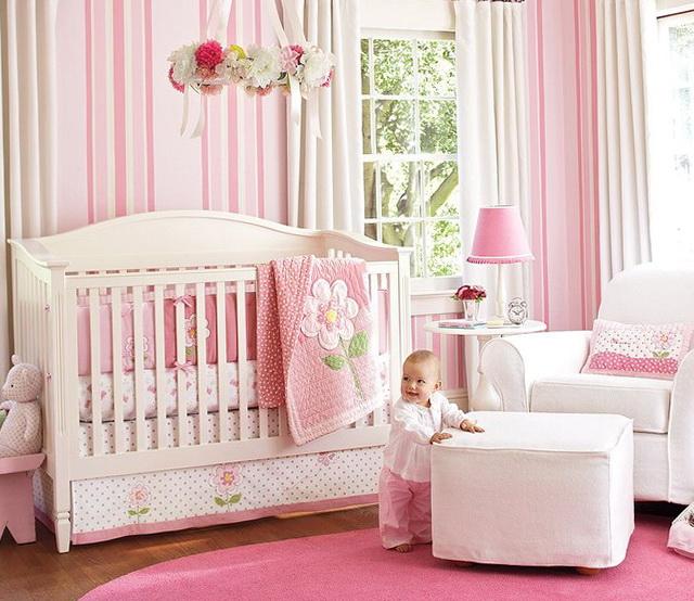Baby Crib Bedding For Girls