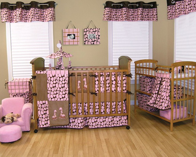 Baby Girls Bedding Sets