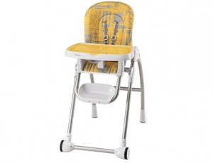 Baby High Chair Modern