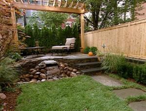 Backyard Patio Ideas For Small Backyards