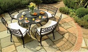 Cast Aluminum Patio Furniture Lowes