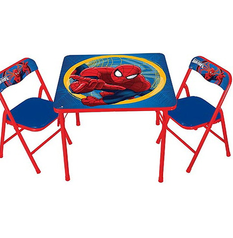 Childrens Table And Chairs Walmart