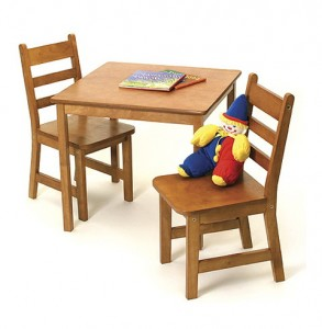 Childrens Table And Chairs Wood