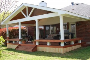 Covered Patio Ideas And Pictures