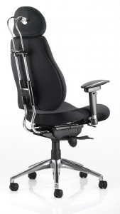 Ergonomic Office Chair With Headrest