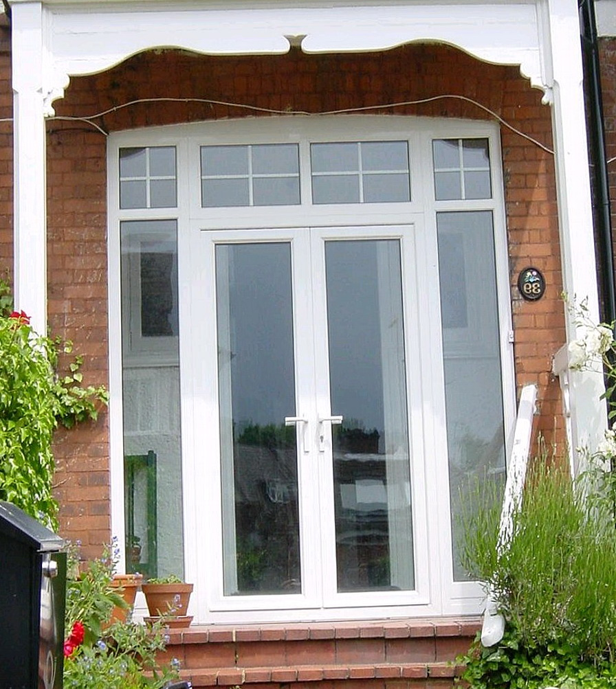 French Patio Doors With Side Windows
