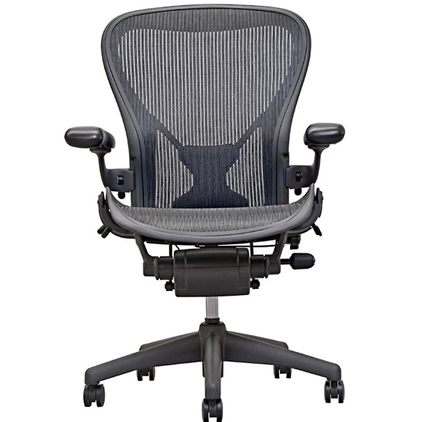 Herman Miller Aeron Chair Dimensions