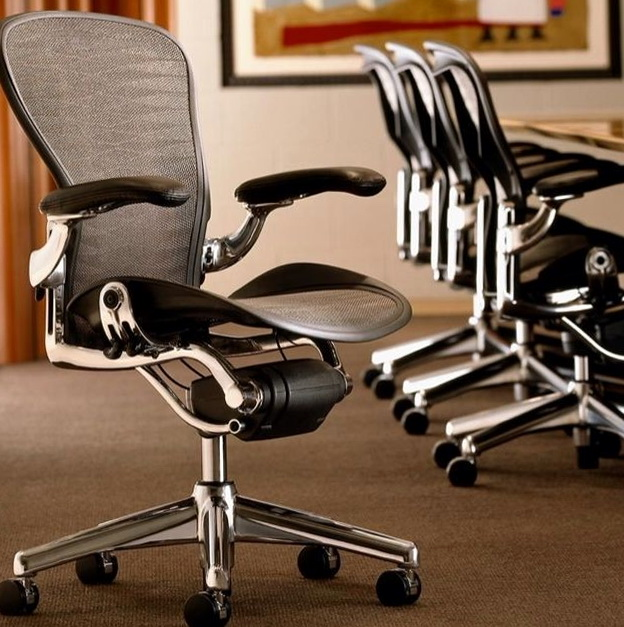 Herman Miller Aeron Chair Manual