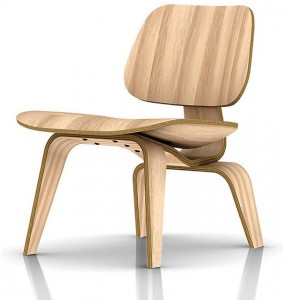 Herman Miller Chair Wood