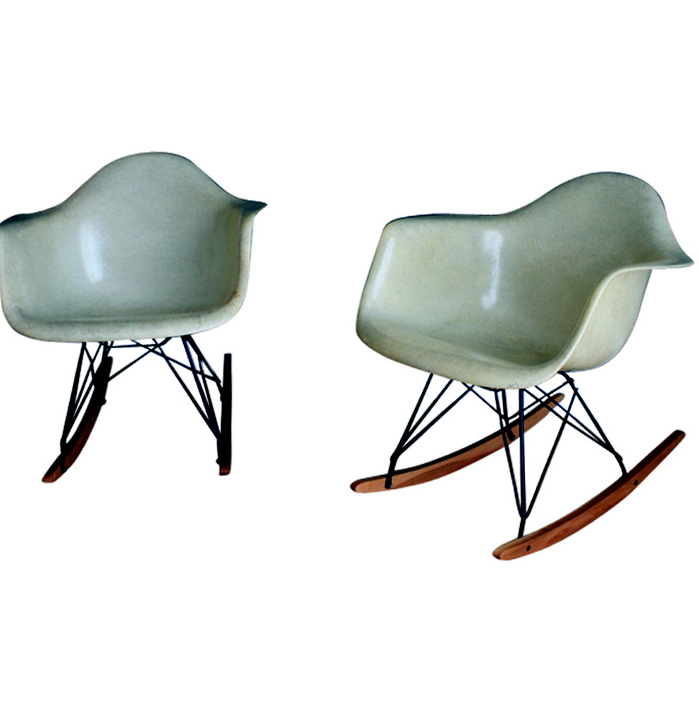 Herman Miller Chairs Mid Century