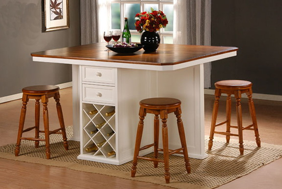 Kitchen Table And Chairs Counter Height