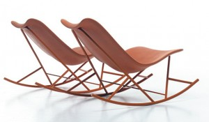 Modern Outdoor Rocking Chairs