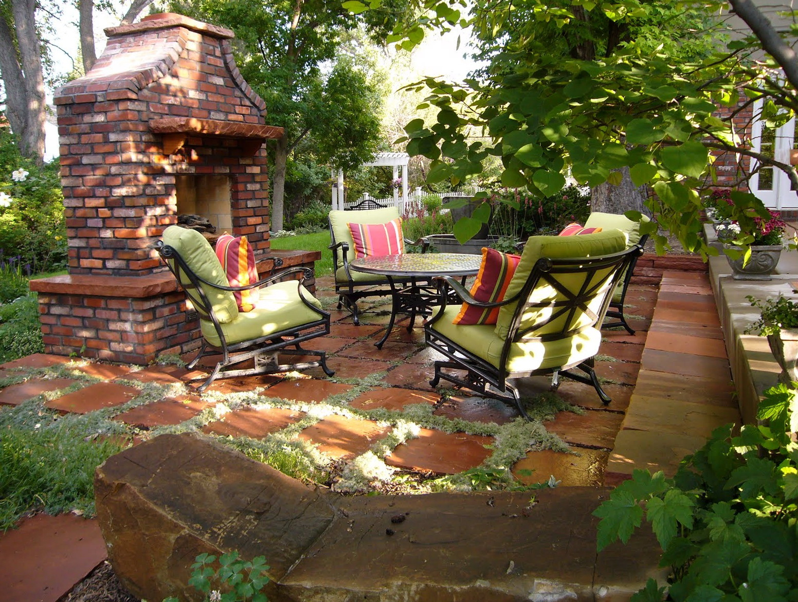 Outdoor Patio Ideas Pinterest