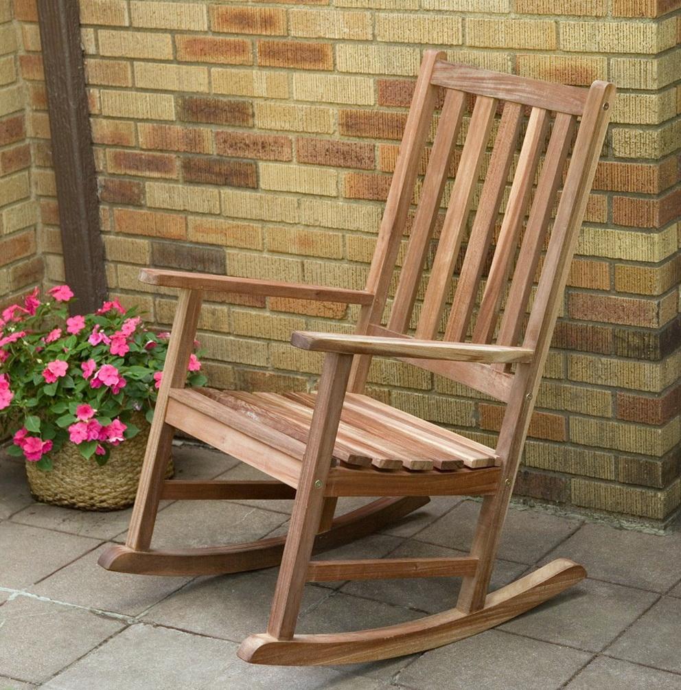 Outdoor Rocking Chairs Atlanta