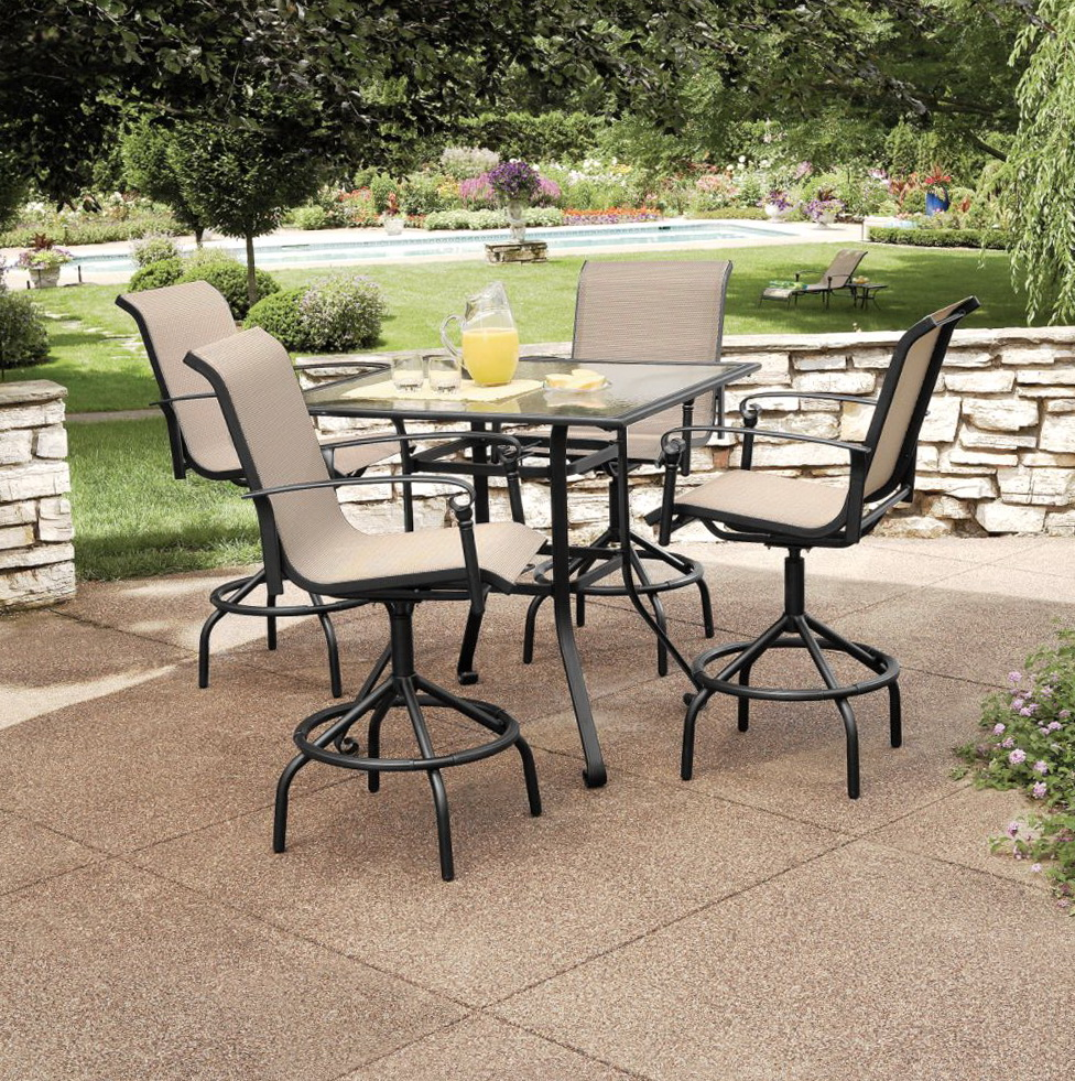 Patio Bar Set Sears