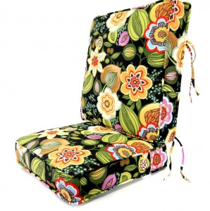 Patio Chair Cushions With Ties