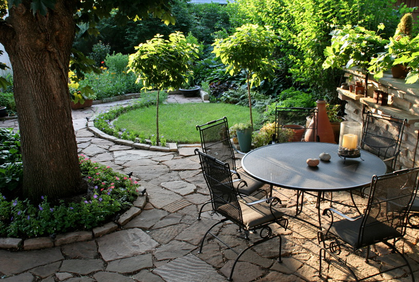 Patio Design Ideas Photo Gallery