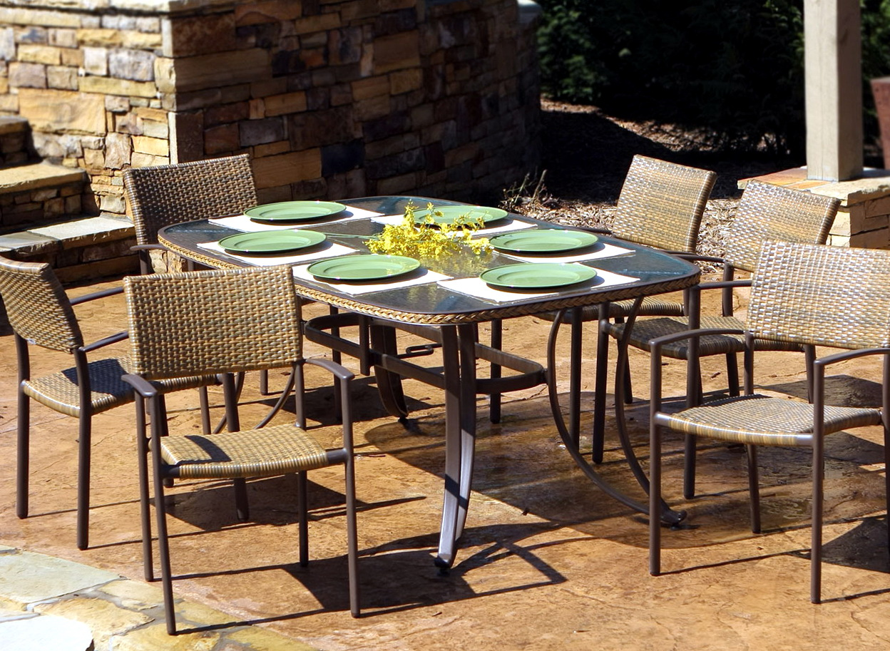 Patio Dining Sets On Clearance