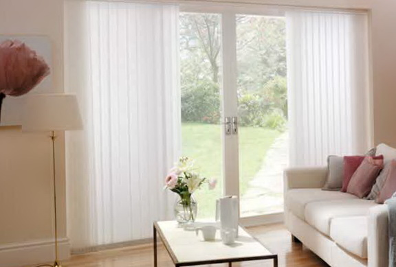 Patio Door Blinds Curtains