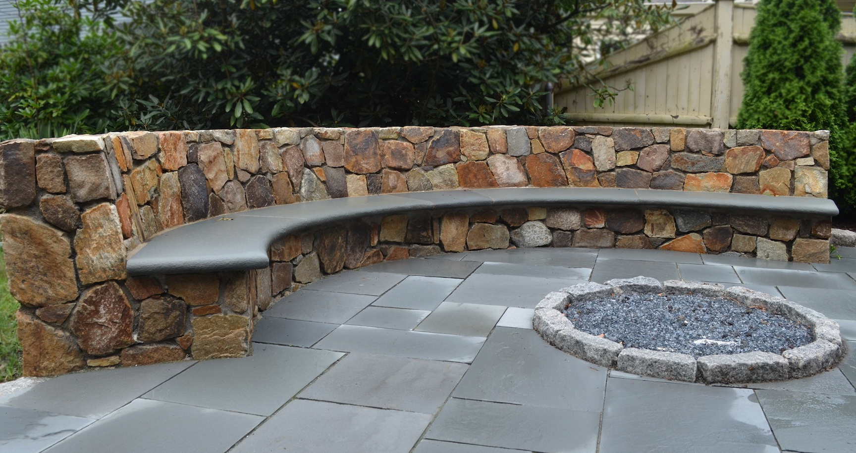 Patio Fire Pit Images