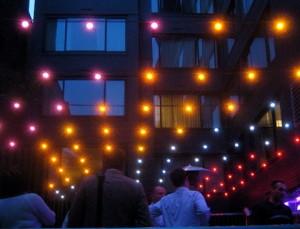 Patio String Lights Commercial Grade