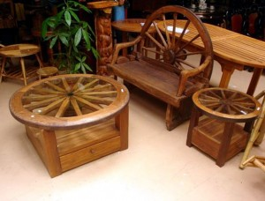 Rustic Outdoor Patio Furniture