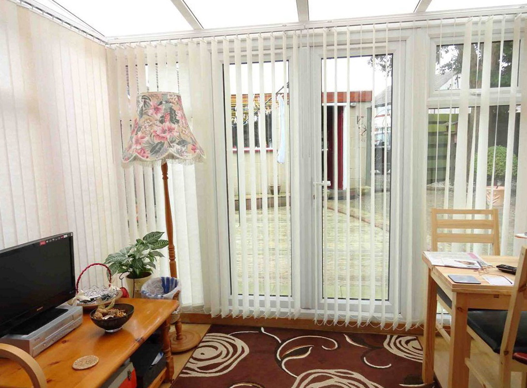 Sliding Patio Doors With Built In Blinds