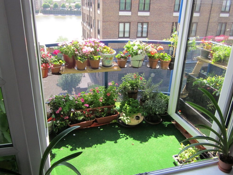 Small Patio Ideas Apartments