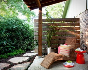 Small Patio Ideas Condo