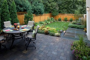 Small Patio Ideas For Townhouse