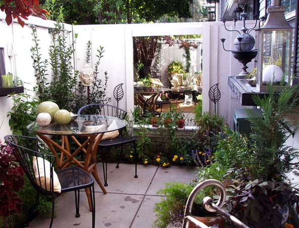 Small Patio Ideas On A Budget