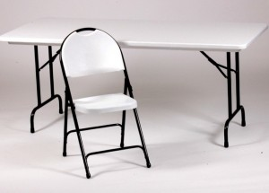 Table And Chair Rentals Prices
