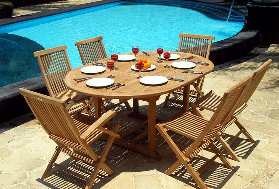Teak Patio Furniture Bay Area