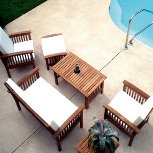 Teak Patio Furniture Care