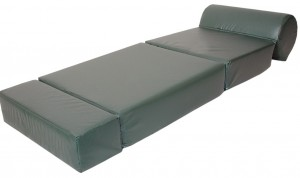 Twin Sleeper Chair Folding Foam Bed